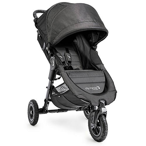 Baby Jogger City Mini GT Single Stroller in Charcoal