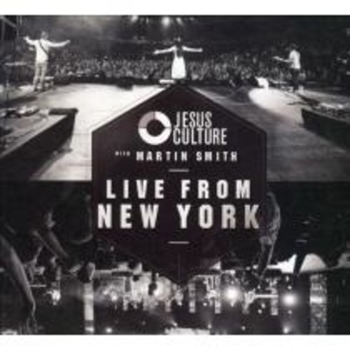 Live from New York [CD/DVD] [CD]