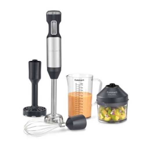 Cuisinart Smart Stick CSB-100 Variable-Speed Hand Blender in Silver