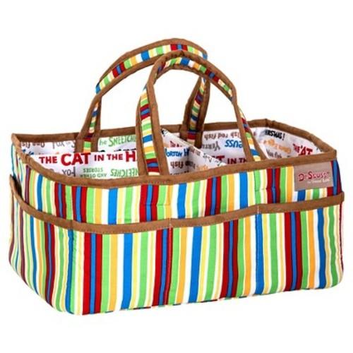 Trend Lab Dr. Seuss Alphabet Seuss Storage Caddy - Online Only
