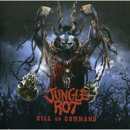 Kill On Command [CD]