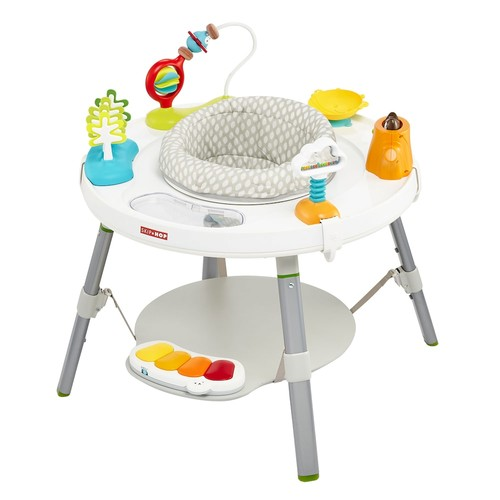 Skip Hop Explore More Baby's View 3-Stage Activity Center