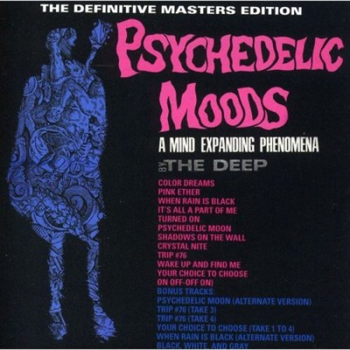 Psychedelic Moods [CD]