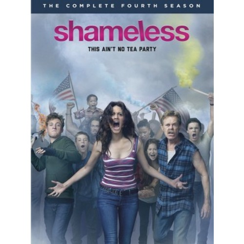 Shameless: The Complete Fourth Season [3 Discs] [DVD]
