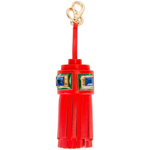 ANYA HINDMARCH Embellished Tassel Keyring