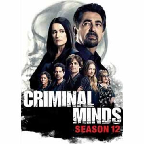 Criminal Minds: Season 12 [DVD]