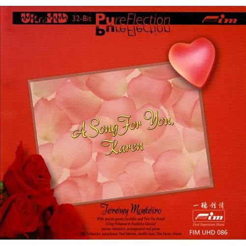 A Song for You, Karen [CD]