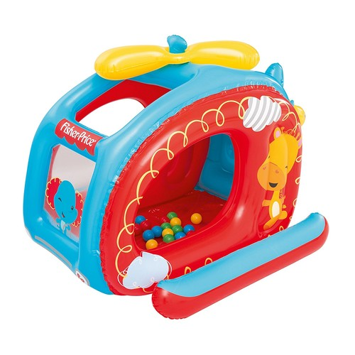 Fisher-Price Train Inflatable Ball Pit [Train]