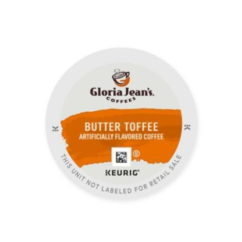 Keurig K-Cup Pack 48-Count Gloria Jean's Butter Toffee Coffee Value Pack