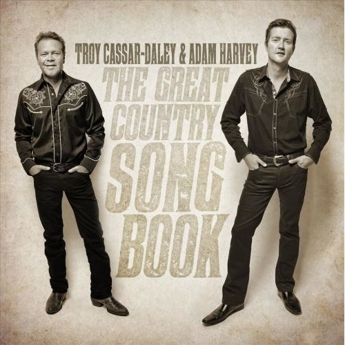 The Great Country Songbook [CD]