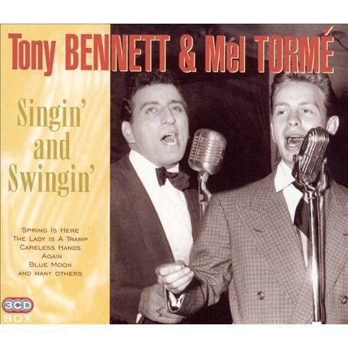 Singin' and Swingin' [CD]