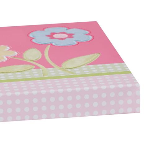 Mi Zone Kids Flower Power Pink Embroidery Set