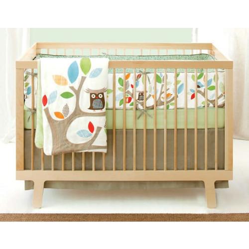 Skip Hop Bedding 4-Piece Crib Set - Treetop Friends