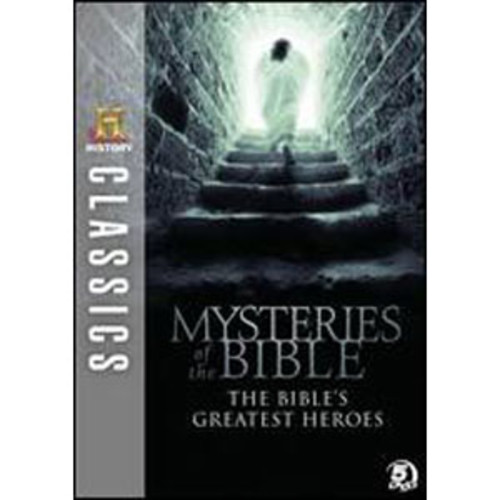 Mysteries of the Bible - The Bible's Greatest Heroes [5 Discs]