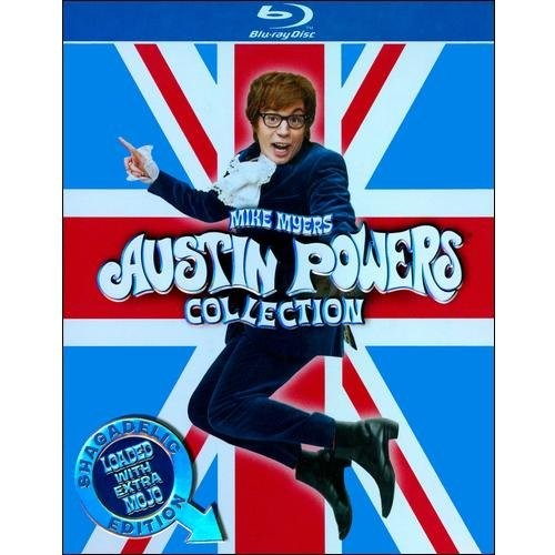 Austin Powers Collection: (International Man of Mystery / The Spy Who Shagged Me / Goldmember)
