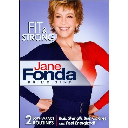 Jane Fonda: Prime Time  Fit & Strong