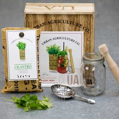 Grow Your Own Craft Cocktail Kit, Bloody Mary