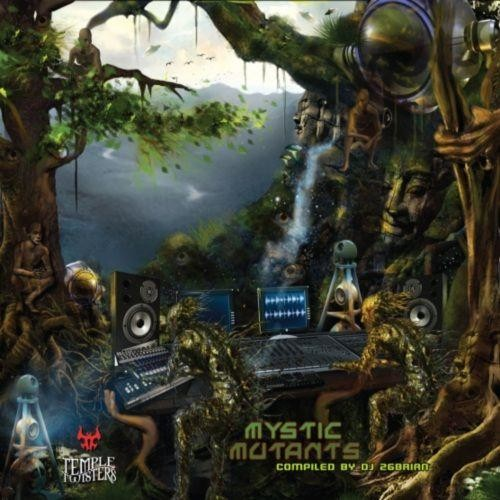 Mystic Mutants [CD]