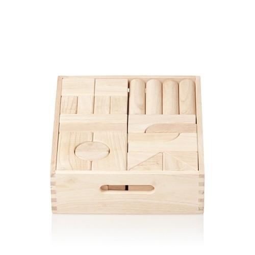Melissa & Doug 40-Piece Standard Unit Blocks
