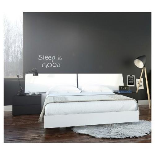 Melrose 4 Piece Queen Size Bedroom Set - Nexera