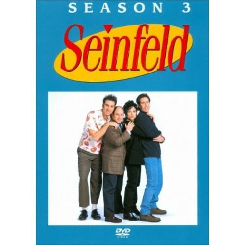 Seinfeld: The Complete Third Season [4 Discs]