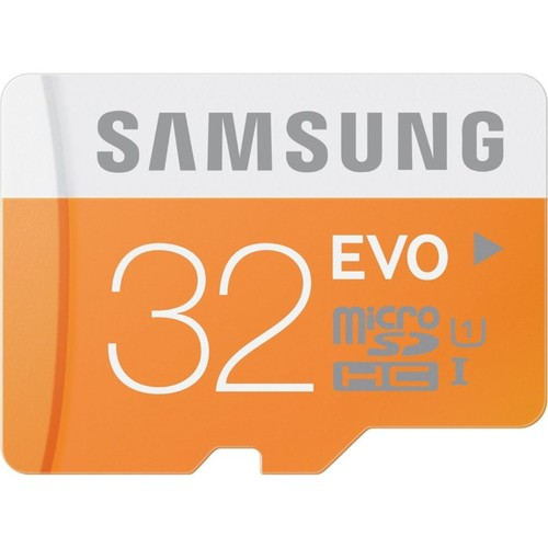 Samsung Class 10 microSDHC Memory Card, 32GB