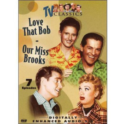 TV Comedy Classics, Vol. 1: Love That Bob / Our Miss Brooks