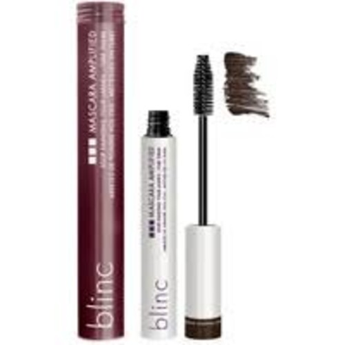 Blinc Mascara Amplified - Dark Brown, .3 oz