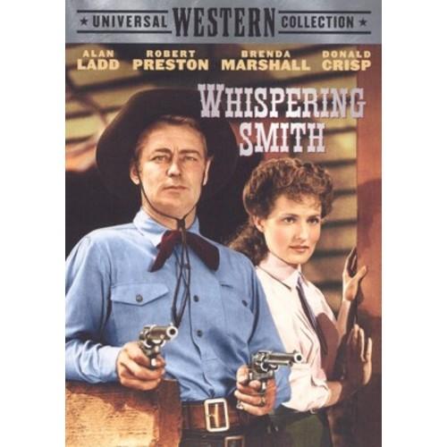 Whispering Smith: Alan Ladd, Robert Preston, Brenda Marshall, Donald Crisp, Leslie Fenton: Movies & TV