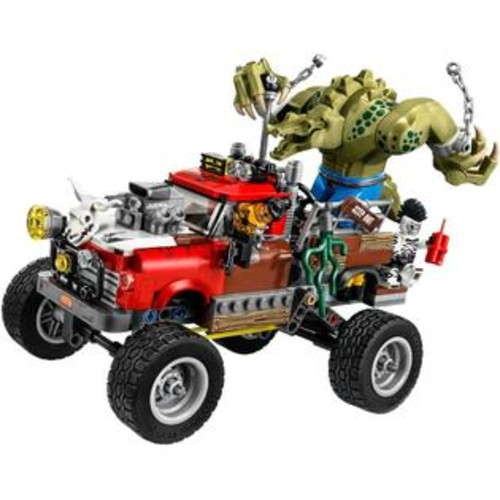 LEGO: Batman The Movie: Killer Croc Tail-Gator
