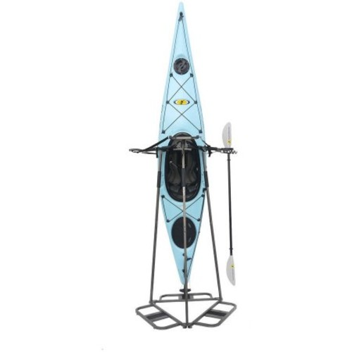 Stoneman Sports Glacik Bronze Kayak and SUP Vertical Space Saving Rack