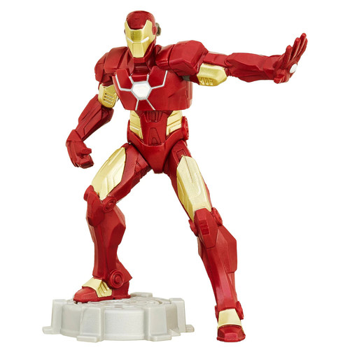 Hasbro - Playmation Marvel Avengers Iron Man Hero Smart Figure - Red/G