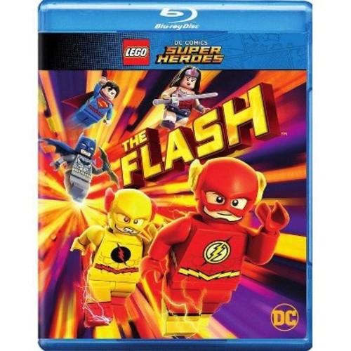 Lego DC Super Heros: The Flash (Blu-ray + DVD + Digital)