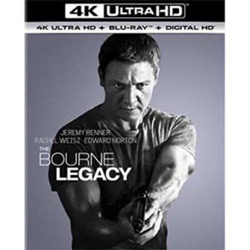 The Bourne Legacy [4K UHD] [Blu-Ray] [Digital HD]