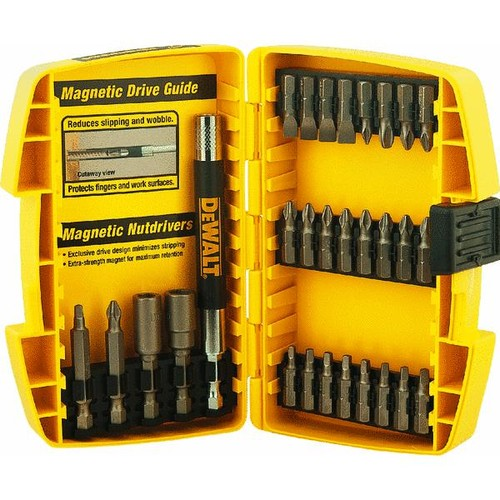 DeWalt 29-Piece Screwdriver Bit Set - DW2162