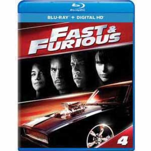 Fast And Furious (2009) [Blu-Ray] [Digital HD]