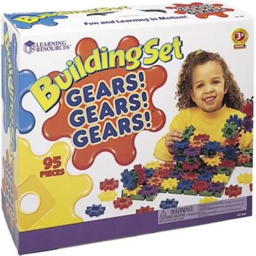 Learning Resources Gears! Gears! Gears! Sets, Beginners Building Set