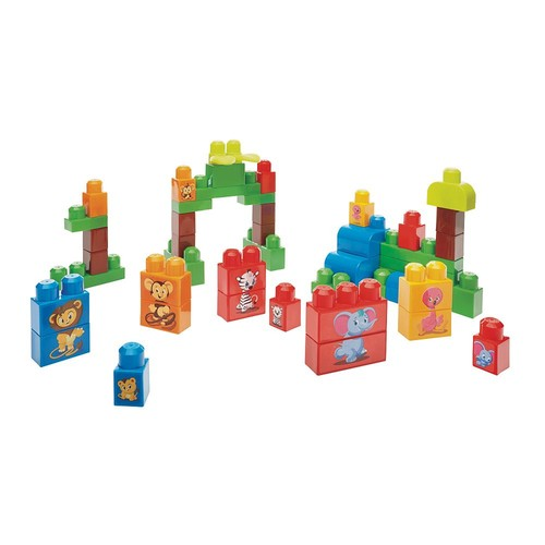 Mega Bloks Match N Stack Animals Set