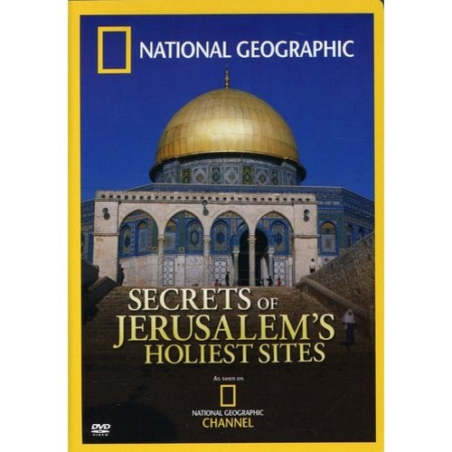 Secrets of Jerusalem's Holiest Sites [DVD] [English]