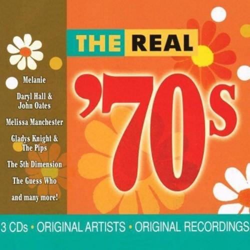 The Real '70s [Box] - CD - Various