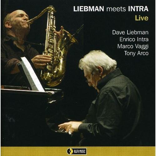 Liebman Meets Intra [CD]