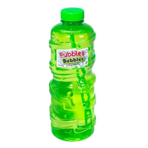 Little Kids Fubbles 32 Fluid Ounce Bubble Solution
