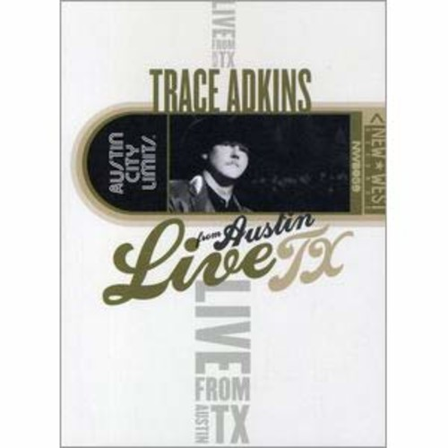 Live from Austin TX: Trace Adkins 2/DTS-ESM