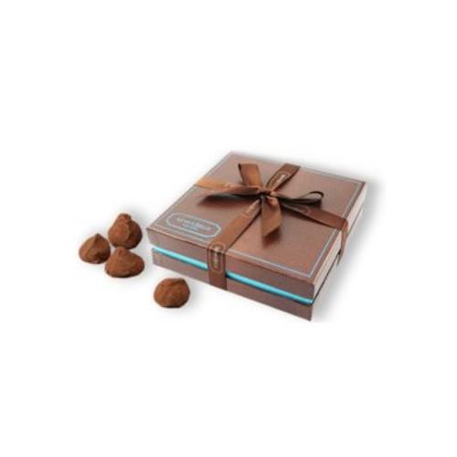 Dark Chocolate Truffle 20-Piece Box