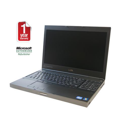 Dell M4600-REFURB M4600 refurbished laptop PC CORE I7-QUAD 2.3 2ND GEN 2820QM/4GB/256GB SSD/DVDRW/15.6/Win10P64bit