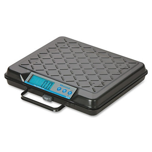 Brecknell Electromechanical 100 lb. Capacity Scale - 100 lb / 45 kg Maximum Weight Capacity - Black