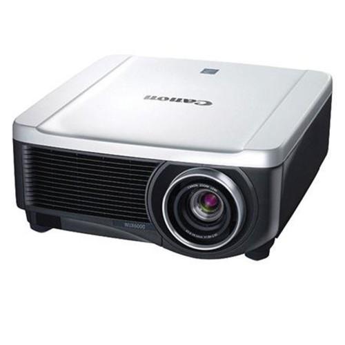 Canon REALiS WUX6000 D Pro AV WUXGA Professional Multimedia Projector, No Lens 9726B008