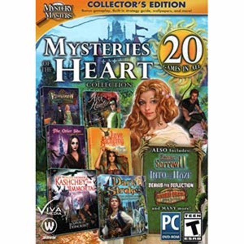 MM MYS Of The Heart AMR Mystery Masters