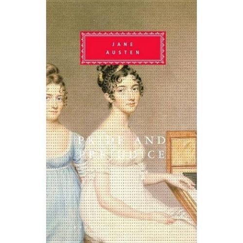 Pride and Prejudice (Reissue) (Hardcover) (Jane Austen)