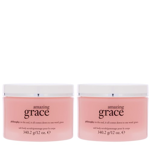 philosophy super-size hot salt scrub duo Auto-Delivery
